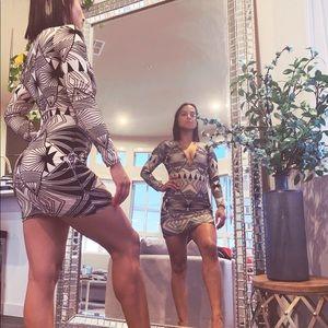 ❗️SALE❗️ Geometric Mini Dress